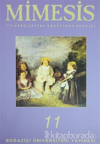 Mimesis Sayı: 11 Tiyatro / Çeviri Araştırma Dergisi Hamlet Özel Sayısı