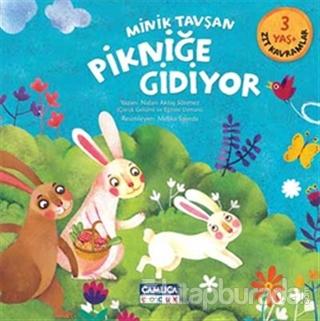 Minik Tavşan Pikniğe Gidiyor