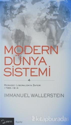 Modern Dünya Sistemi 4. Cilt Immanuel Wallerstein