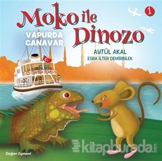 Moko ile Dinozo 1 - Vapurda Canavar
