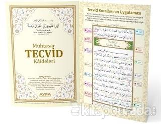 Muhtasar Tecvid Kaideleri (Ayfa-129) Komisyon