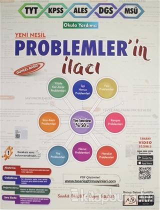 Mutlak Değer TYT - KPSS - ALES - DGS - MSÜ Yeni Nesil Problemlerin İlacı