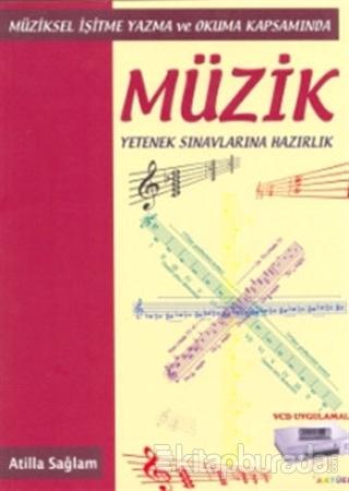 Müzik Yetenek Sınavlarına Hazırlık (CD Uygulamalı)