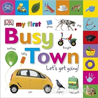 My First Busy Town Violet Peto