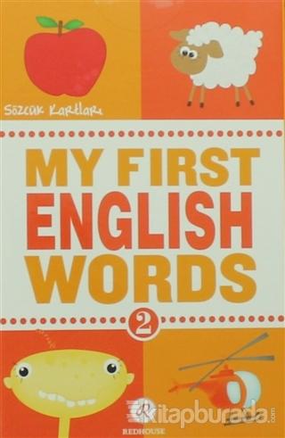 My First English Words 2 (Sözcük Kartları) Kolektif