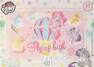 My Little Pony Frame Puzzle - Beyaz (35 Parça)