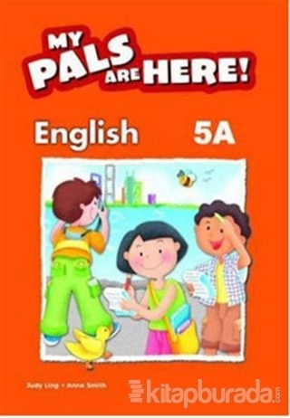 My Pals Are Here! English Workbook 5-A