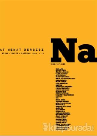 Natama Hayat Memat Dergisi Sayı: 10 Nisan - Mayıs - Haziran 2015
