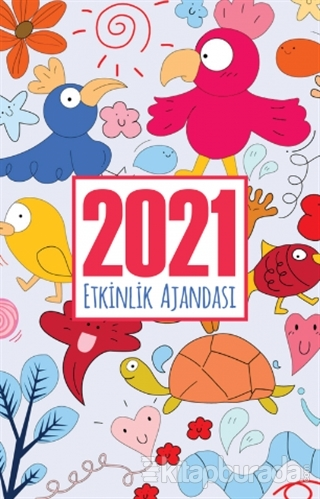 Neşeli Hayvanlar - 2021 Akademik Ajanda