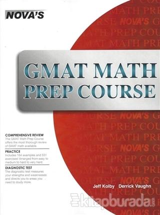 Nova's GMAT Math Prep Course