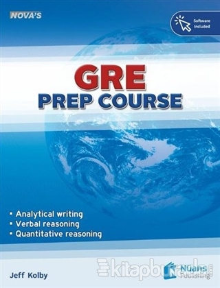 Nova's GRE Prep Course