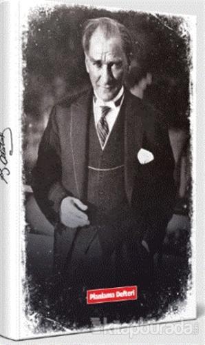 Önder - Tarihsiz Atatürk Planlama Defteri