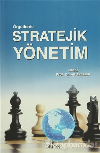 Örgütlerde Stratejik Yönetim