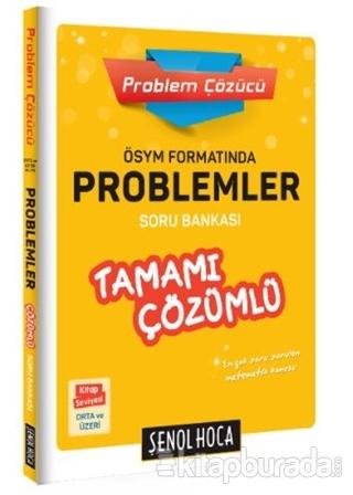 ÖSYM Formatında Problemler Tamamı Çözümlü Soru Bankası Kolektif