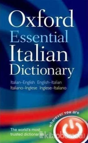 Oxford Essential İtalian Dictionary Kolektif