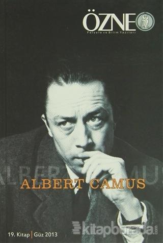 Özne Felsefe ve Bilim Yazıları 19. Kitap - Albert Camus