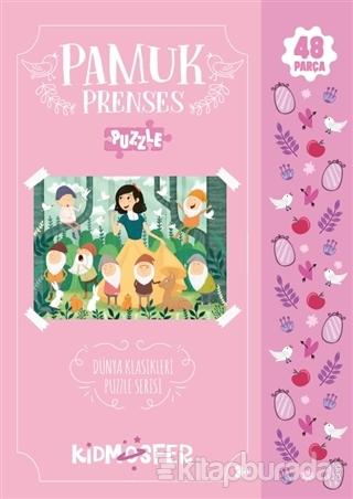 Pamuk Prenses - Dünya Klasikleri Puzzle Serisi
