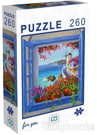 Pencere - 260 Parça Puzzle