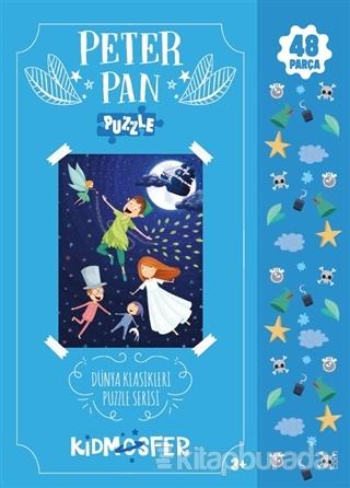 Peter Pan - Dünya Klasikleri Puzzle Serisi