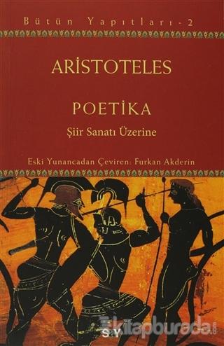 Poetika / Şiir Sanatı Üzerine