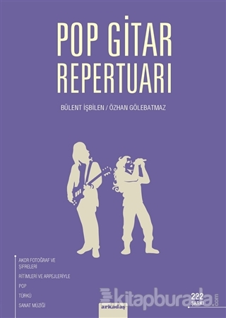 Pop Gitar Repertuarı