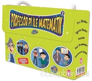 Profesör Pi ile Matematik 2 (5 Kitap Takım)