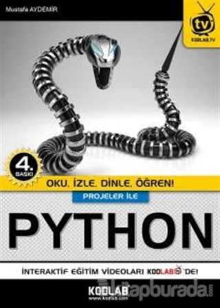 Projeler ile Python