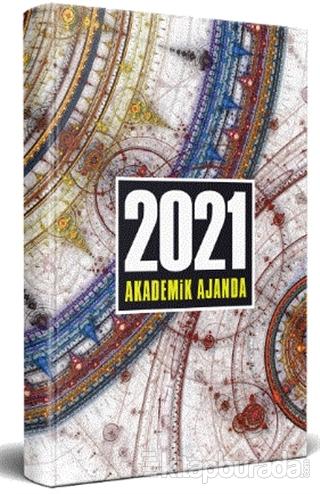 Pusula Desenli - 2021 Akademik Ajanda