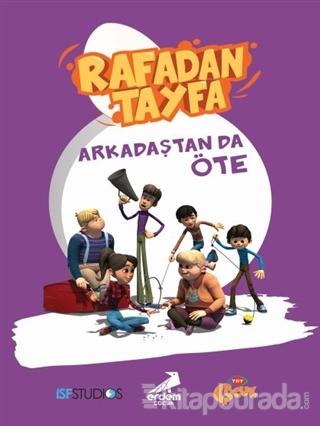 Rafadan Tayfa - Arkadaştan da Öte Ayşenur Gönen
