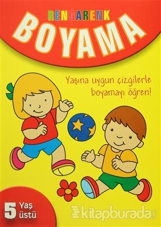 Rengarenk Boyama - 5 Yaş Üstü