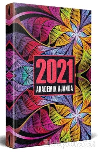 Renkli Yaprak - 2021 Akademik Ajanda