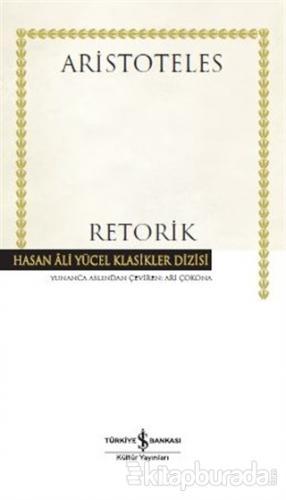 Retorik (Ciltli) Aristoteles