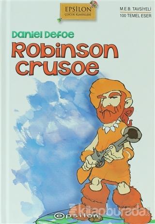 Robinson Crusoe (Ciltli)