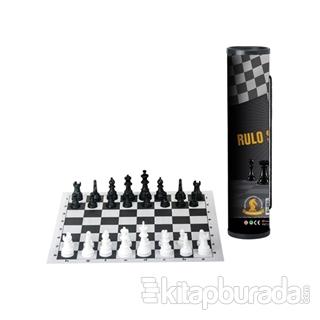 Rulo Satranç Takımı (Chees Set)