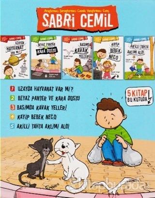 Sabri Cemil (5 Kitap Takım)
