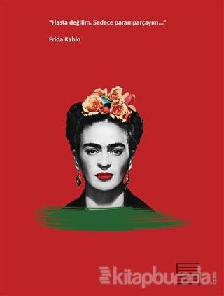 Salon Frida Kahlo - Ciltli Defter