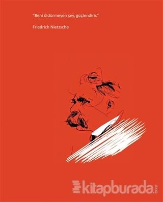 Salon Friedrich Nietszche - Ciltli Defter