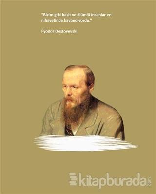 Salon Fyodor Dostoyevski - Ciltli Defter