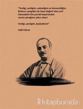 Salon Halil Cibran - Ciltli Defter