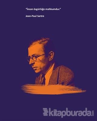 Salon Jean-Paul Sartre - Ciltli Defter
