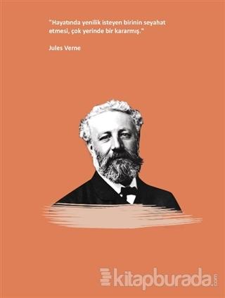 Salon Jules Verne - Ciltli Defter