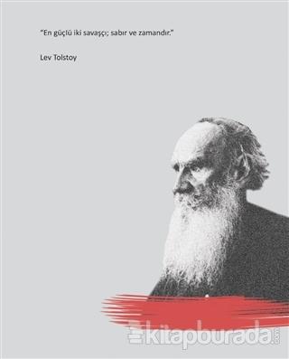 Salon Lev Tolstoy - Ciltli Defter