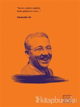 Salon Sabahattin Ali - Ciltli Defter