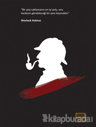 Salon Sherlock Holmes - Ciltli Defter