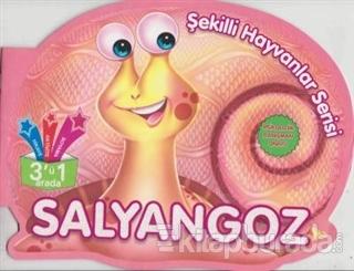 Salyangoz - Şekilli Hayvanlar Serisi