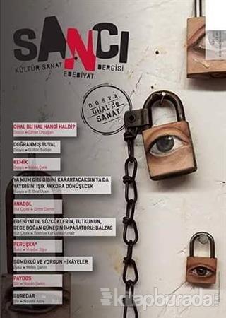 Sancı Kültür Sanat Edebiyat Dergisi Sayı: 17 Mayıs-Haziran 2018