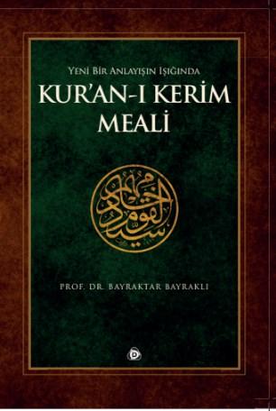 Yeni Bir Anlayışın Işığında Kur'an-ı Kerim Meali ( Karton Kapak Arapça