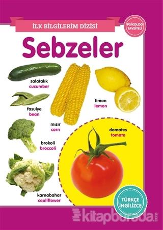 Sebzeler – İlk Bilgilerim Dizisi