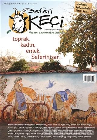 Seferi Keçi Dergisi Sayı: 3 Ocak - Şubat 2018