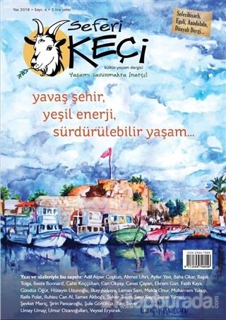 Seferi Keçi Dergisi Sayı: 4 Yaz 2018